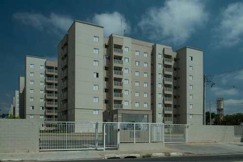 Apartamento, código 1109 em Suzano, bairro Conjunto Residencial Irai