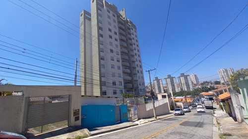 Apartamento, código 1117 em Mogi das Cruzes, bairro Mogi Moderno