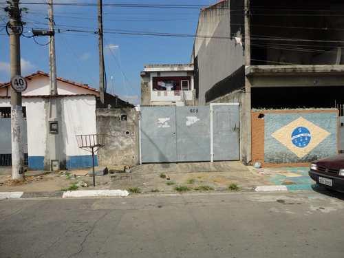 Casa, código 1120 em Suzano, bairro Jardim Cacique