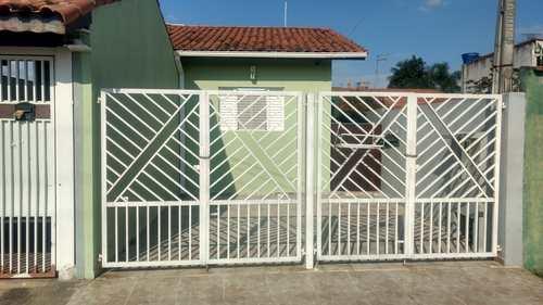 Casa, código 1123 em Suzano, bairro Vila Amorim