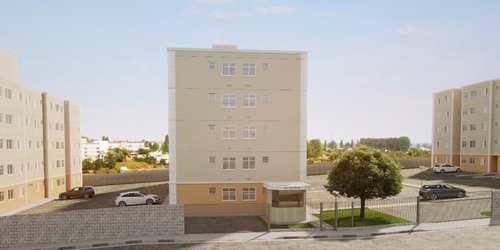 Apartamento, código 1158 em Suzano, bairro Vila Nova Amorim