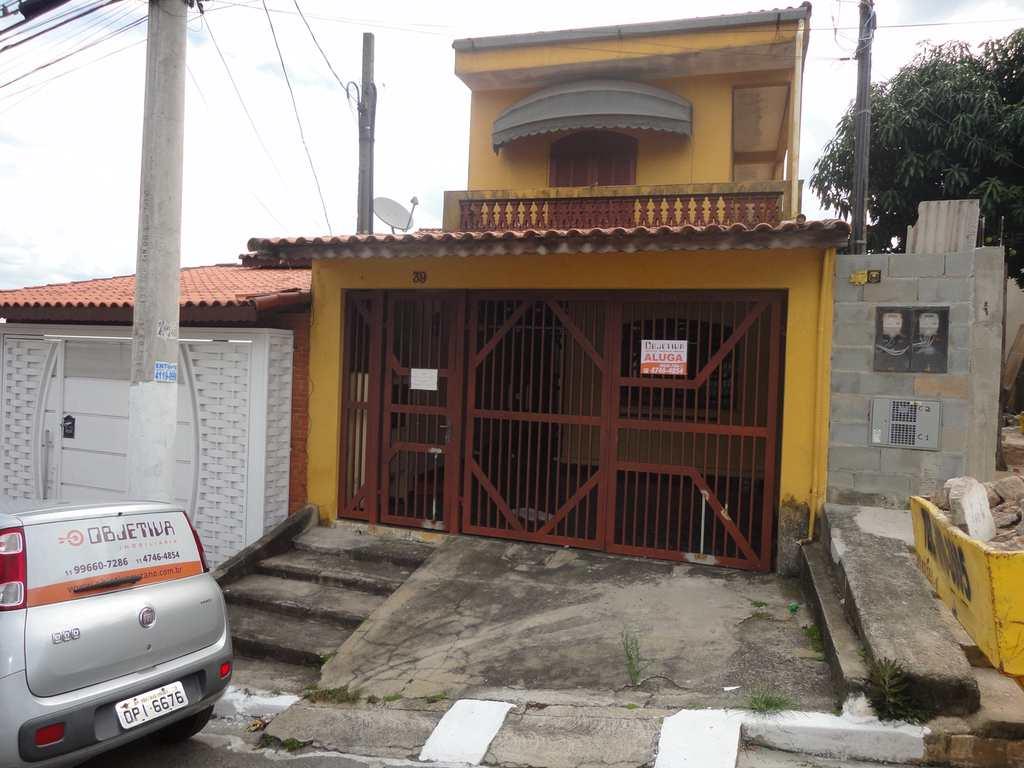 Sobrado em Suzano, no bairro Jardim Revista