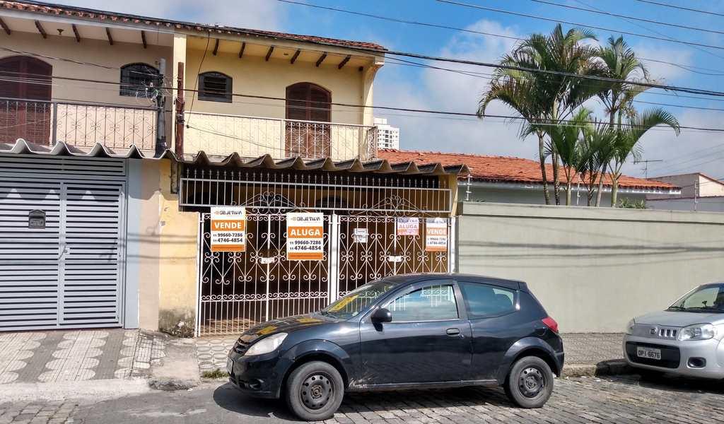 Sobrado em Mogi das Cruzes, bairro Alto Ipiranga