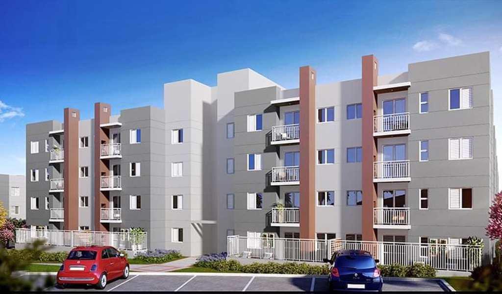 Apartamento em Suzano, bairro Jardim Europa