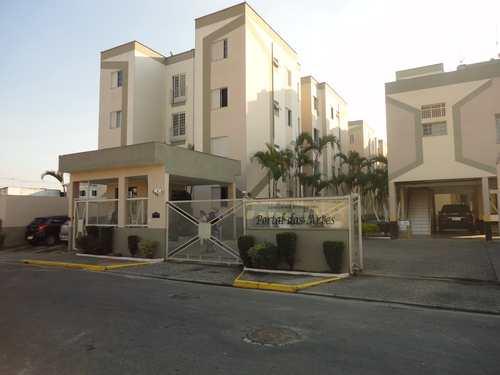 Apartamento, código 1213 em Suzano, bairro Vila Urupês