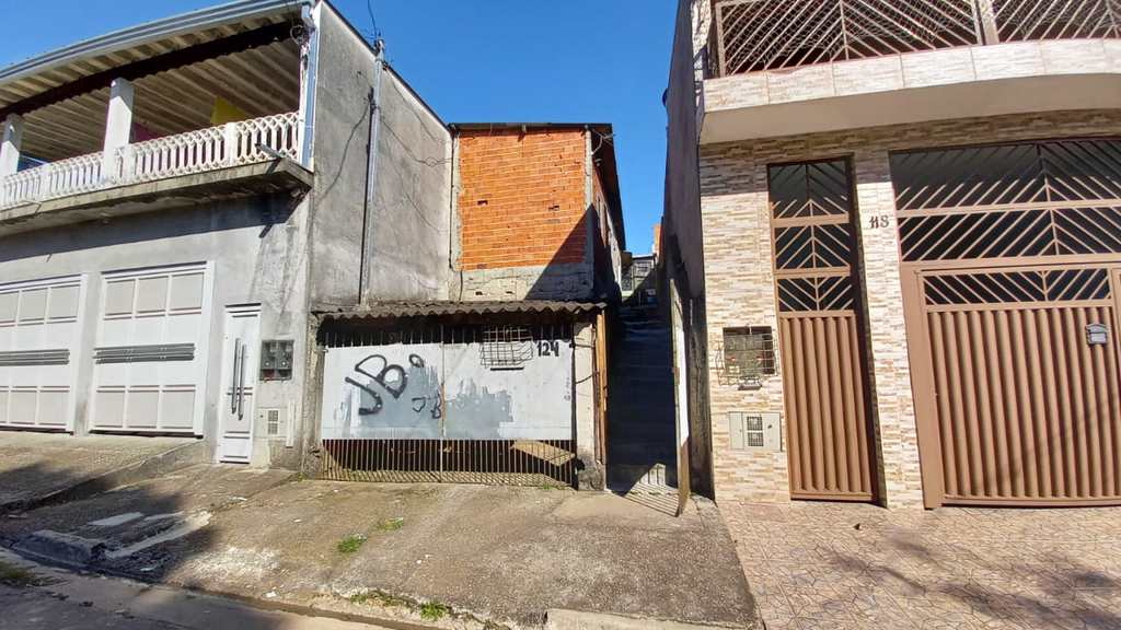 Casa em Suzano, no bairro Jardim Revista