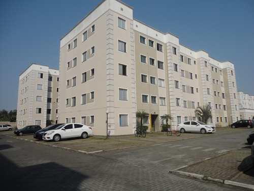 Apartamento, código 1261 em Suzano, bairro Vila Urupês