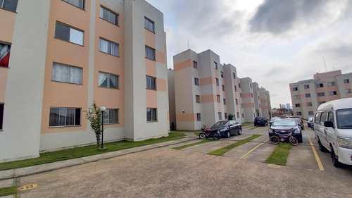 Apartamento, código 1277 em Suzano, bairro Vila Urupês