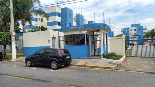 Apartamento, código 1286 em Suzano, bairro Vila Urupês