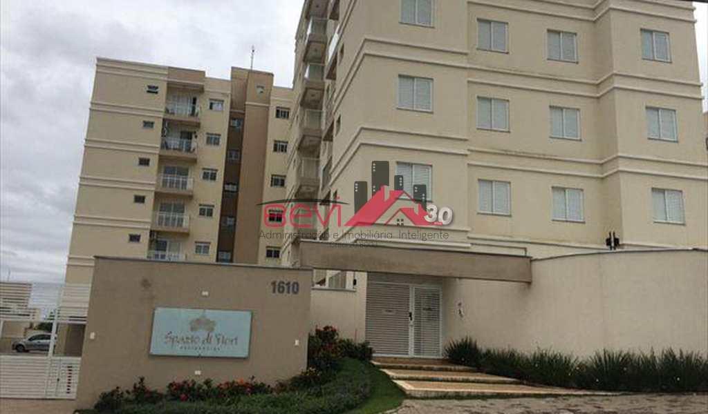 Apartamento em Piracicaba, bairro Jardim Parque Jupiá