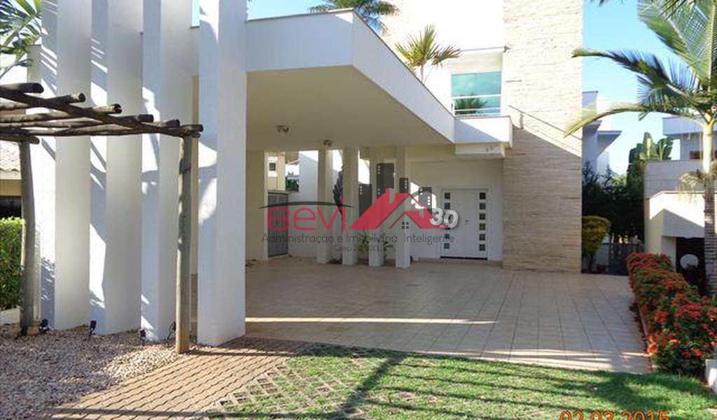 Casa em Piracicaba, bairro Terras de Piracicaba