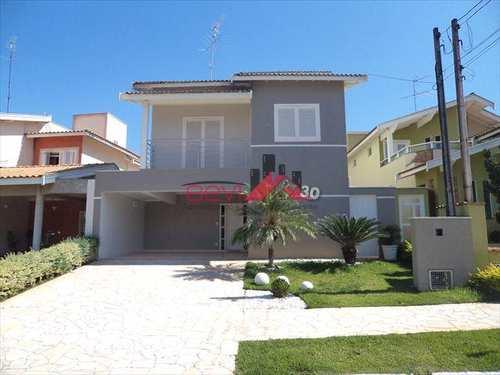 Casa, código 862 em Piracicaba, bairro Terras de Piracicaba