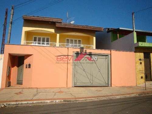 Casa, código 2008 em Piracicaba, bairro Santa Terezinha