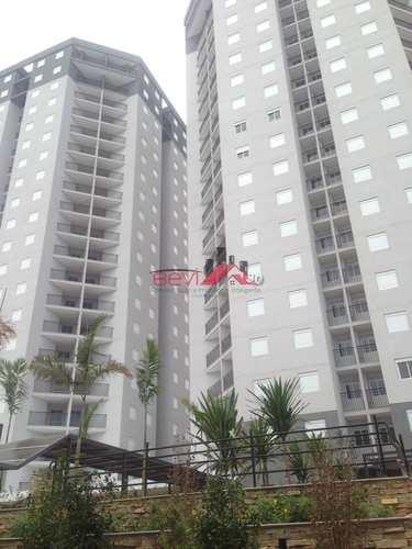 Apartamento, código 2044 em Piracicaba, bairro Paulicéia