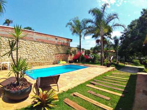Chácara, código 2472 em Piracicaba, bairro Estância Lago Azul (Ártemis)