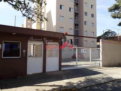 Apartamento, código 2587 em Piracicaba, bairro Paulicéia