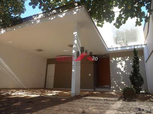 Casa de Condomínio, código 2592 em Piracicaba, bairro Loteamento São Francisco