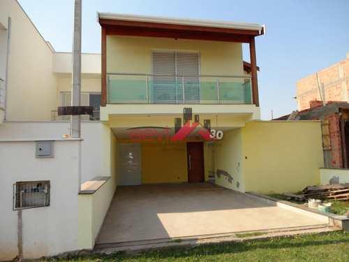 Casa de Condomínio, código 2806 em Piracicaba, bairro Bosque da Água Branca