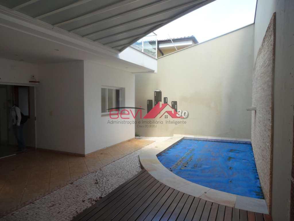 Casa em Piracicaba, no bairro Parque Santa Cecília
