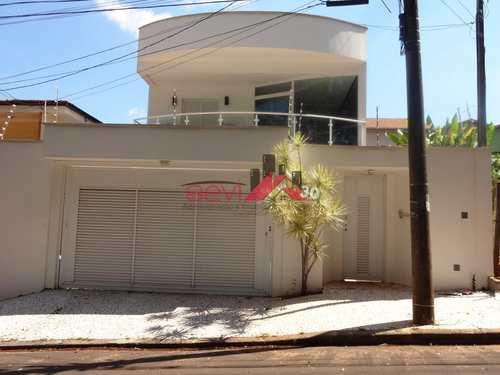 Casa, código 2955 em Piracicaba, bairro Parque Santa Cecília