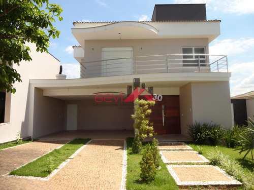 Casa de Condomínio, código 2956 em Piracicaba, bairro Ondas