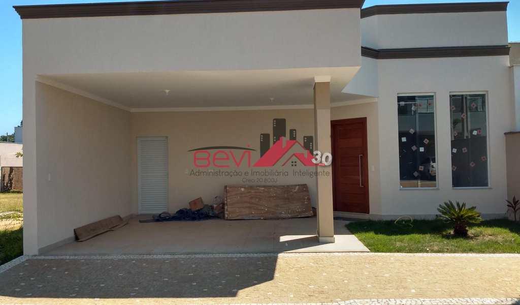 Casa de Condomínio em Piracicaba, bairro Ondas