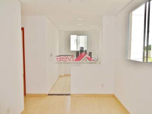 Apartamento, código 3055 em Piracicaba, bairro Campestre