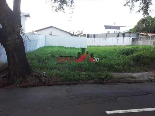 Terreno, código 3065 em Piracicaba, bairro Nova Piracicaba