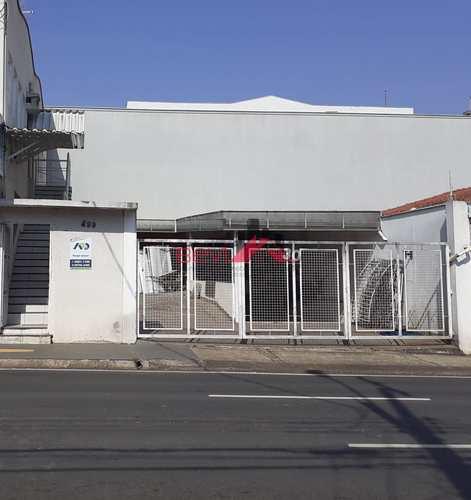 Sala Comercial, código 3079 em Piracicaba, bairro Vila Rezende