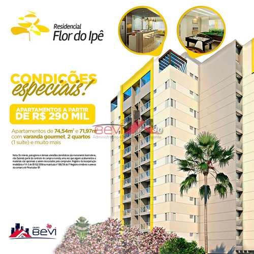 Apartamento, código 3267 em Piracicaba, bairro Vila Independência