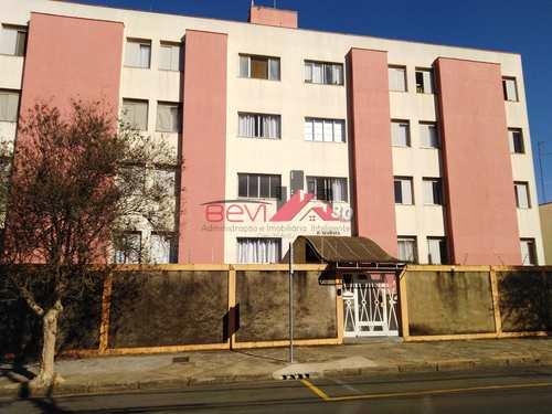 Apartamento, código 3631 em Piracicaba, bairro Nova América