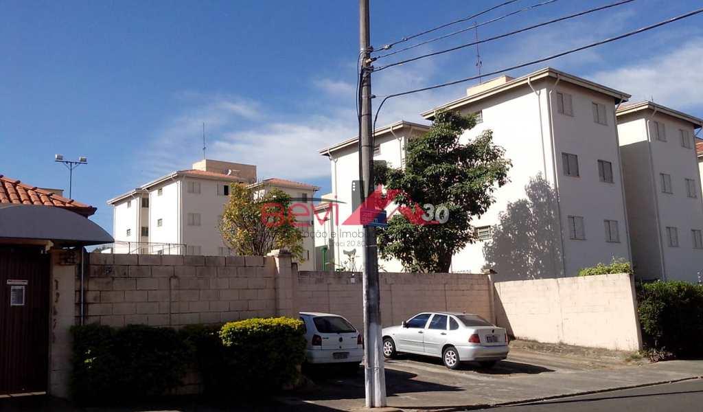 Apartamento em Piracicaba, bairro Jardim Santa Isabel