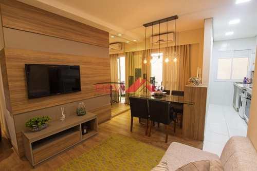 Apartamento, código 3669 em Piracicaba, bairro Piracicamirim