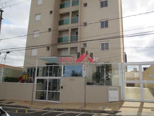 Apartamento, código 3777 em Piracicaba, bairro Cidade Jardim
