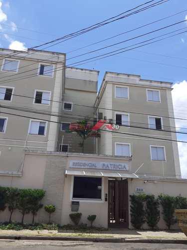 Apartamento, código 4074 em Piracicaba, bairro Nova América