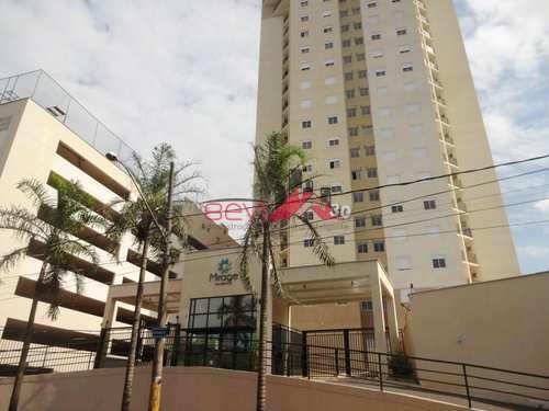 Apartamento, código 4097 em Piracicaba, bairro Paulicéia