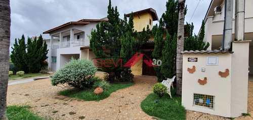 Casa de Condomínio, código 4103 em Piracicaba, bairro Terras de Piracicaba