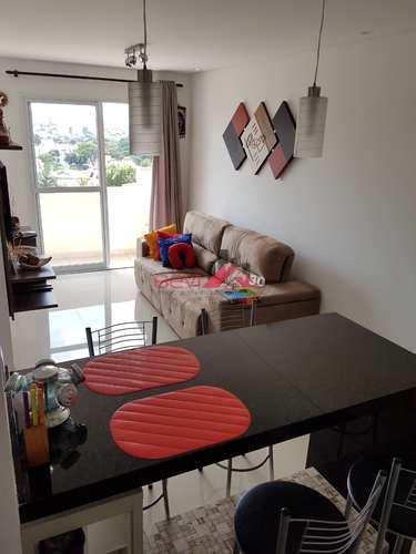 Apartamento, código 4152 em Piracicaba, bairro Parque Santa Cecília