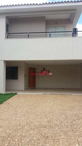 Casa de Condomínio, código 4173 em Piracicaba, bairro Terras de Piracicaba