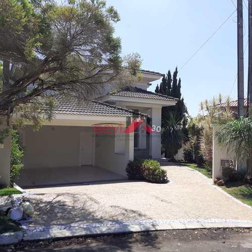 Casa de Condomínio, código 4260 em Piracicaba, bairro Terras de Piracicaba
