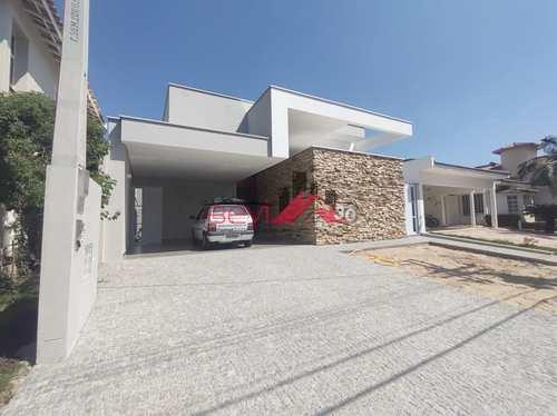 Casa de Condomínio, código 4481 em Piracicaba, bairro Terras de Piracicaba