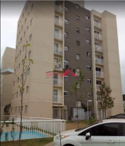 Apartamento, código 4558 em Piracicaba, bairro Jardim São Francisco