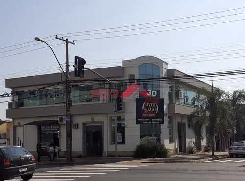 Sala Comercial, código 4750 em Piracicaba, bairro Vila Rezende
