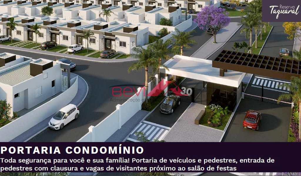 Casa de Condomínio em Piracicaba, bairro Taquaral