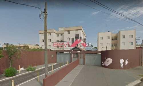 Apartamento, código 4827 em Piracicaba, bairro Jardim Caxambu