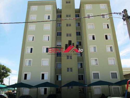 Apartamento, código 4844 em Piracicaba, bairro Glebas Califórnia