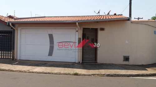 Casa, código 4904 em Piracicaba, bairro Parque Primeiro de Maio