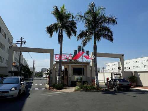 Apartamento, código 4950 em Piracicaba, bairro Santa Terezinha