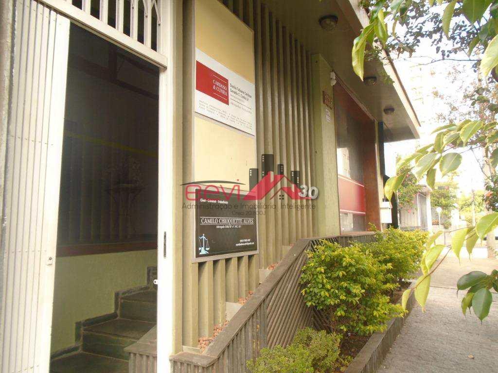 Sala Comercial em Piracicaba, no bairro Vila Boyes
