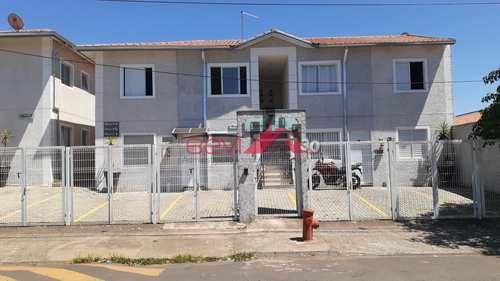 Apartamento, código 5046 em Piracicaba, bairro Conjunto Habitacional Água Branca